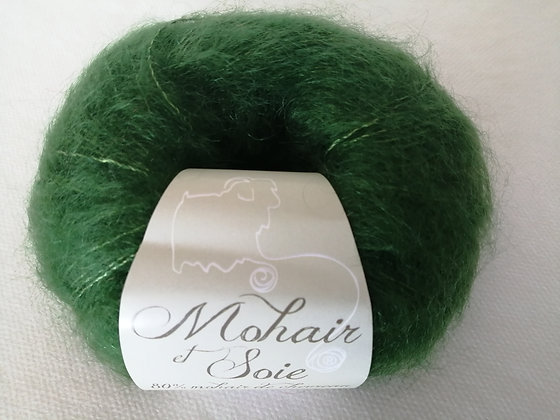 Mohair & Soie bouteille