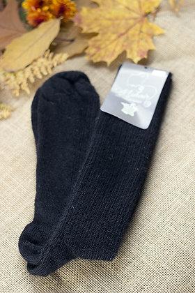Chaussettes longues Noir