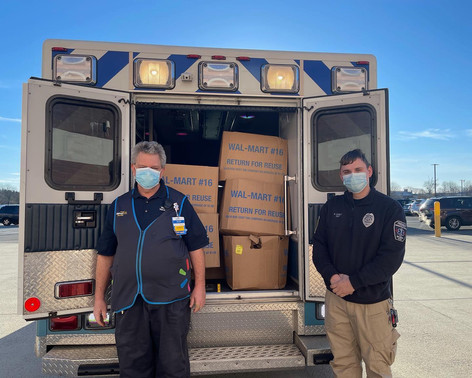 Freehold EMS & Walmart Join Forces!