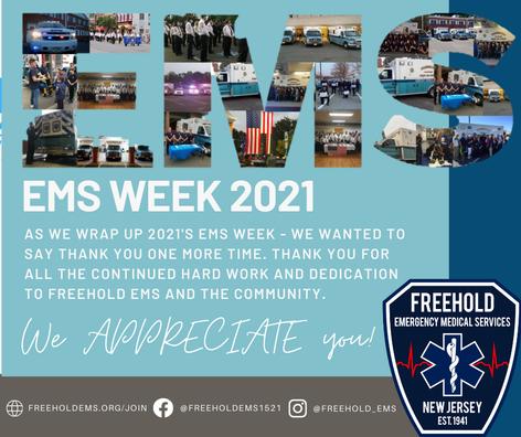 EMS Week 2021
