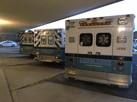 Freehold EMS Busy Day