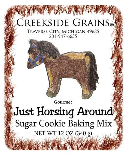 Horse Sugar Cookie
