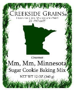Minnesota Sugar Cookie
