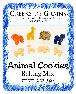 Refill Animal Stamper Cookies