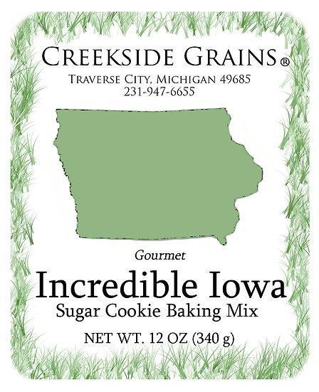 Iowa Sugar Cookie