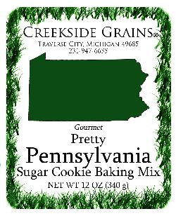 Pennsylvania Sugar Cookie