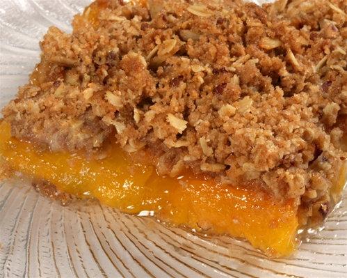 Peach Crunch