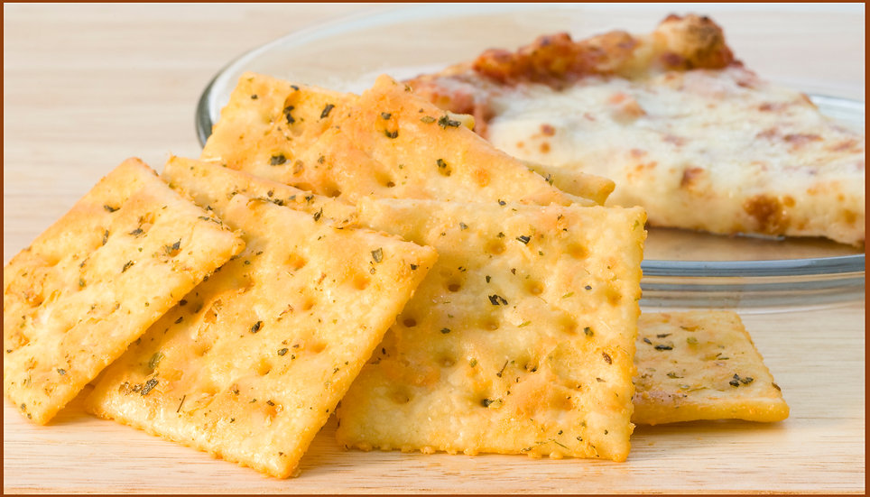 Cracker Upper Pizza Saltine Seasoning