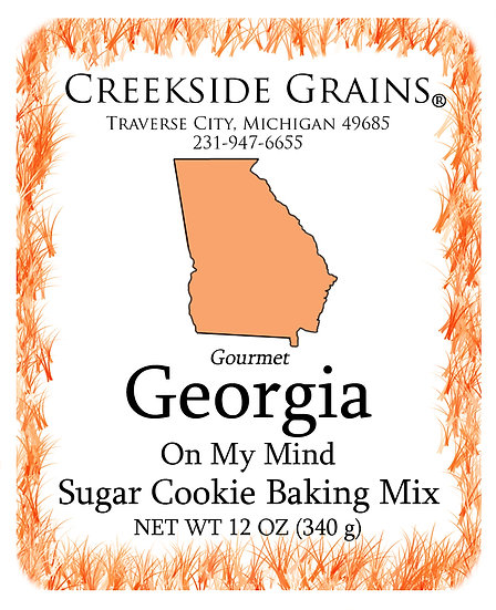 Georgia Sugar Cookie