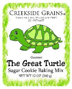 The Great Turtle Cookies
