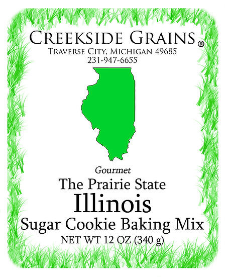Illinois Sugar Cookie