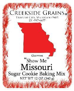 Missouri Sugar Cookie