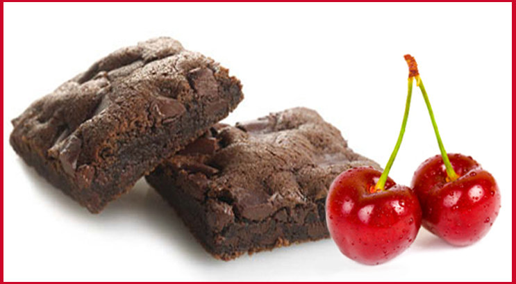 Ultimate Cherry Chocolate Brownies