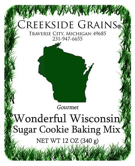 Wisconsin Sugar Cookie