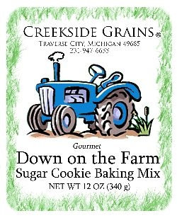 Down On The Farm - Cookies