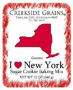 New York Sugar Cookie