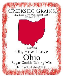 Ohio Sugar Cookie