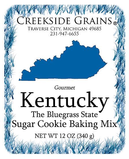 Kentucky Sugar Cookie