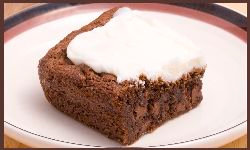 Rum Brownies