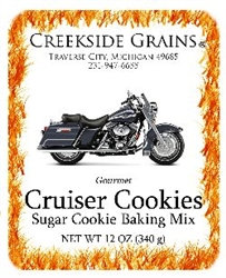 Cruiser Sugar Cookies