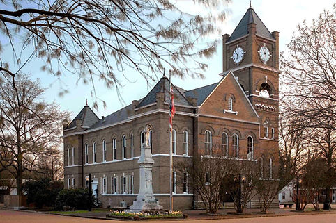 Tallahatchie County Courthouse Sumner RG