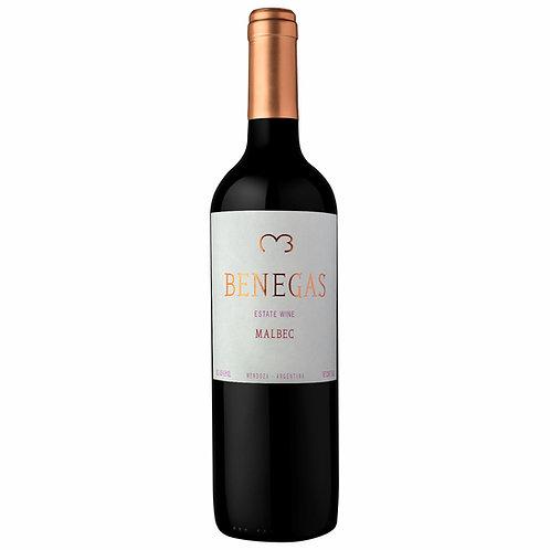 Benegas Estate Wine Malbec 2018