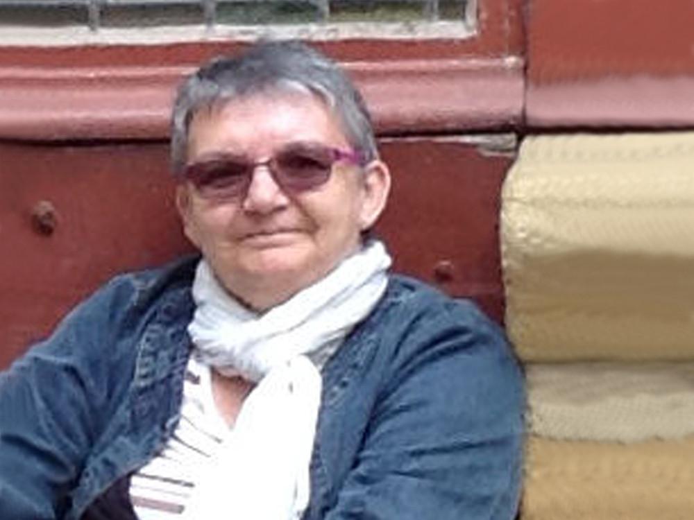 Evelyne RICOU, présidente