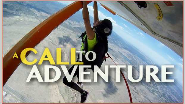 A CALL TO ADVENTURE