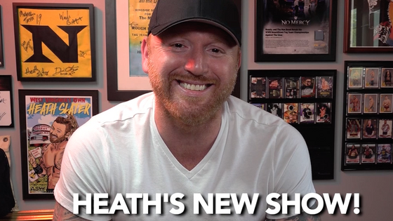 HEATH is HEADING to ASY TV!