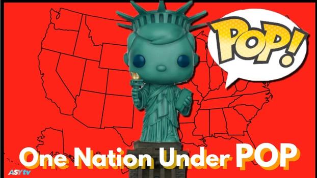 ONE NATION UNDER POP