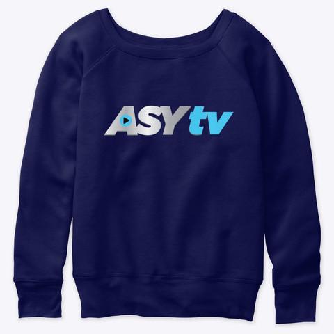 ASY TV SWEATER