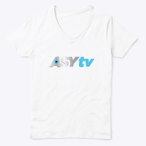ASY TV LADIES V NECK