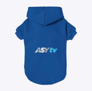 ASY TV PET HOODIE