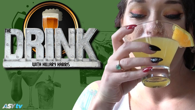 THE DRINK with HILLARY HARRIS