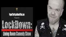 LOCKDOWN LIVING ROOM COMEDY SHOW