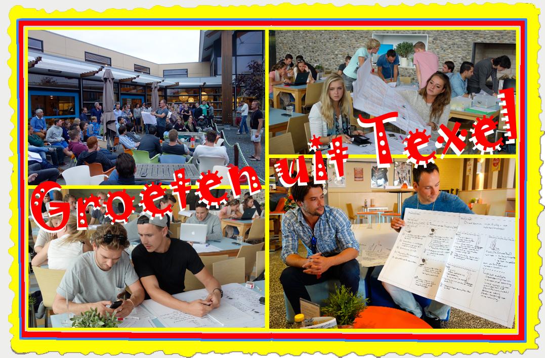 2014-Groeten uit Texel3-ondernemers HVA-fotocartoon AvH-1