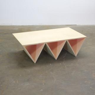 No. 604 Table, 2015
