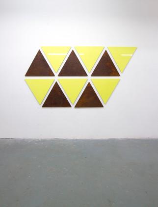 No. 280 Triangles, 2011
