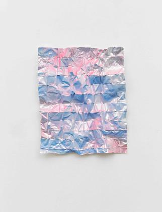No. 889 Folded Grid, 2019