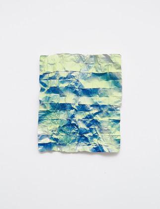 No. 960 Folded Grid, 2019