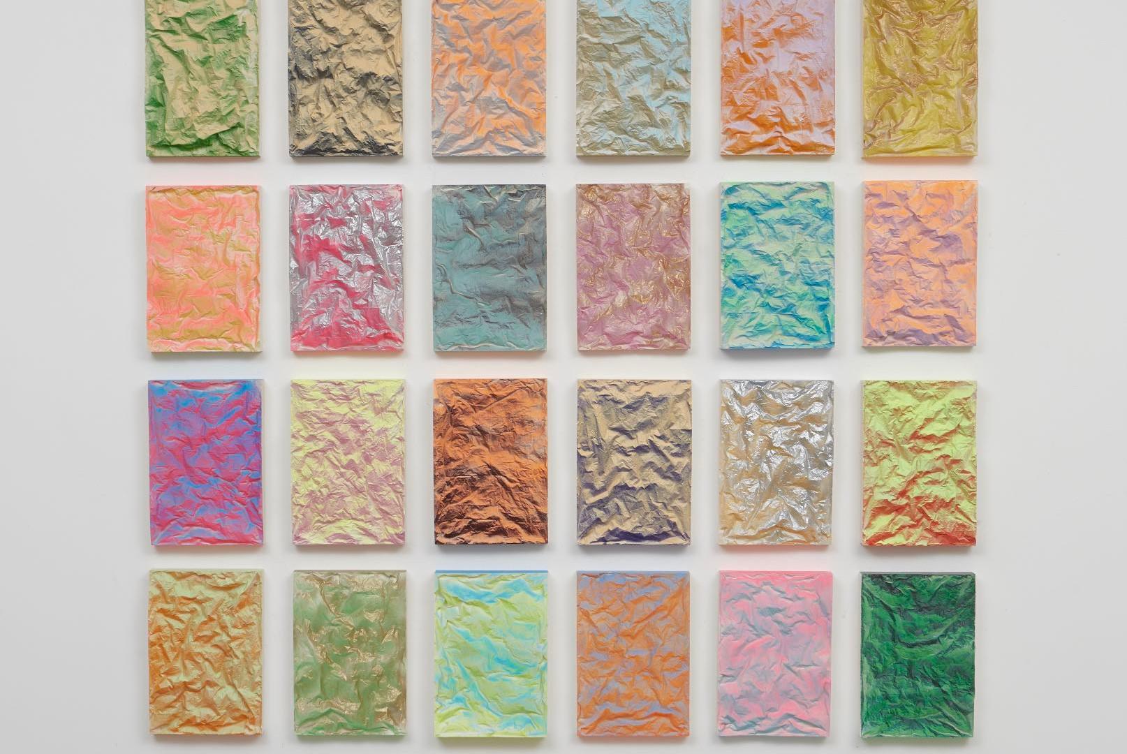 No.951 Folded Grid, 2019