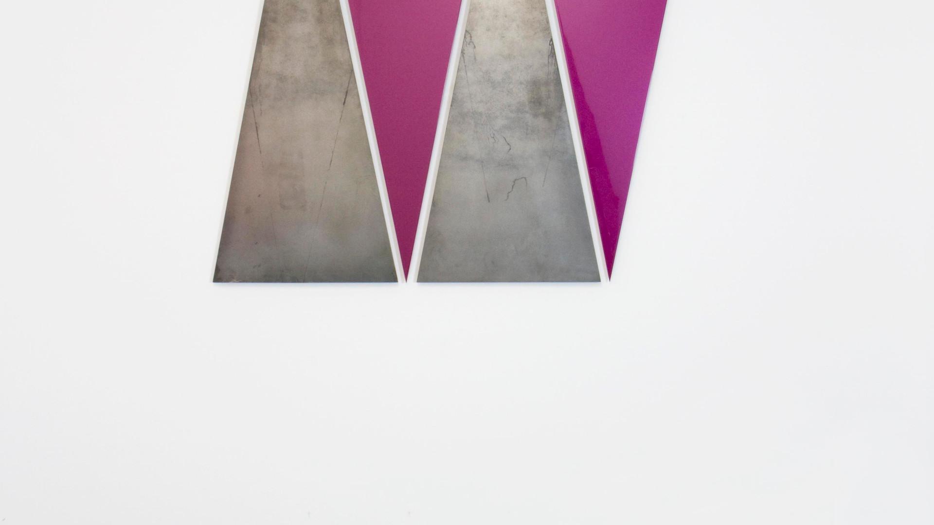 No. 614 L Triangles, 2015