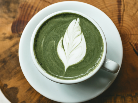 The Perfect Matcha Latte