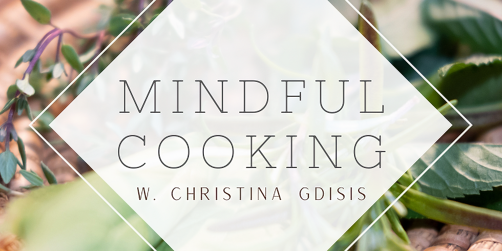 Mindful Cooking: Cajun Pinto Beans, Mushrooms, and Spinach over Creamy Cheesy Grits