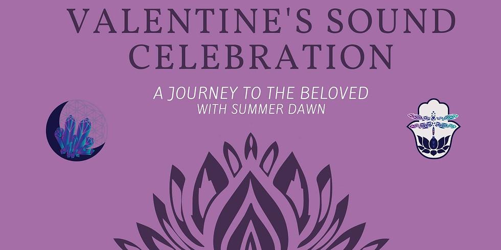 Valentine's Sound Journey