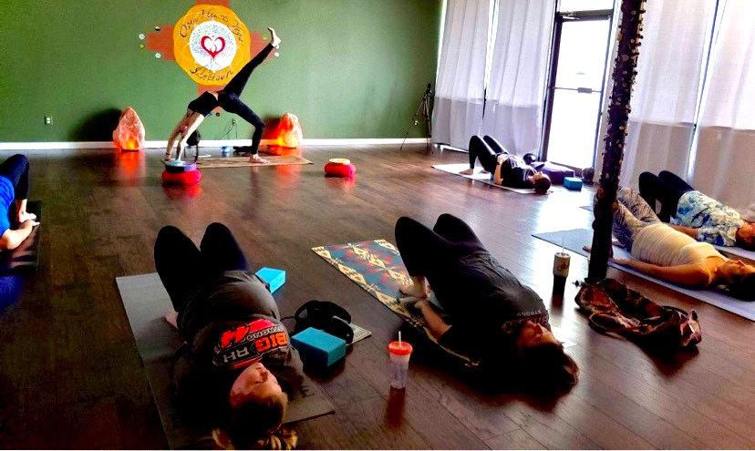 Warm Vinyasa Yoga