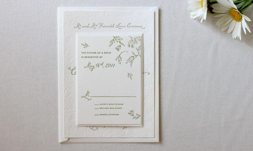Spring Wedding Collection