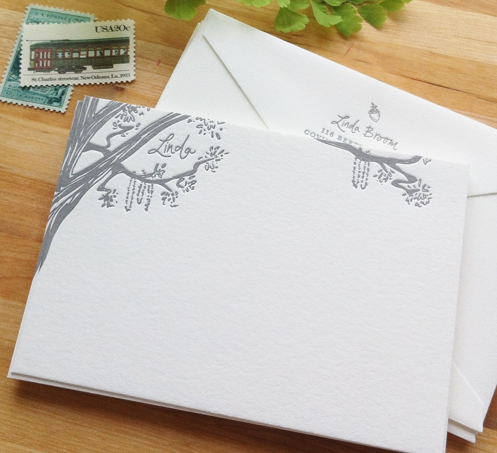 New Orleans Stationery