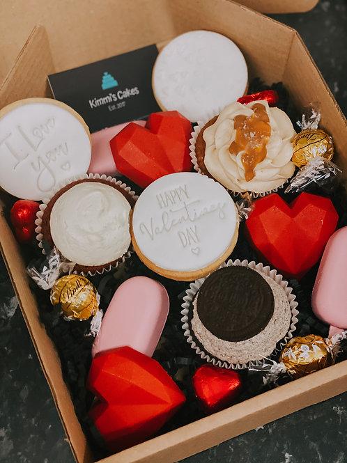 Valentine's Deluxe Treat Box
