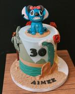 Stitch, Minnie Mouse, Beauty & The Beast
